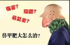 鼻甲肥大会造成什么危害?